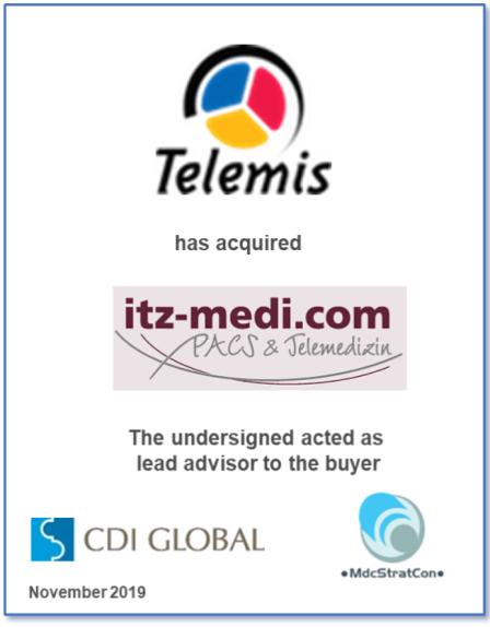 Telemis ITZ 2019
